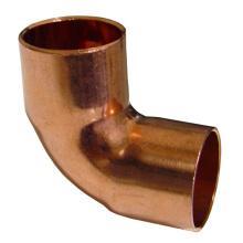 Nuevo producto Adaptador Femal de 90 codo con cobre