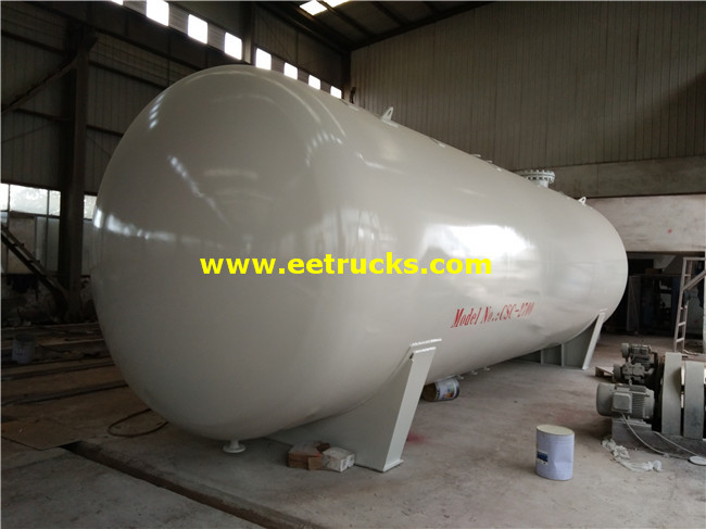 ASME 45cbm LPG Storage Tanks