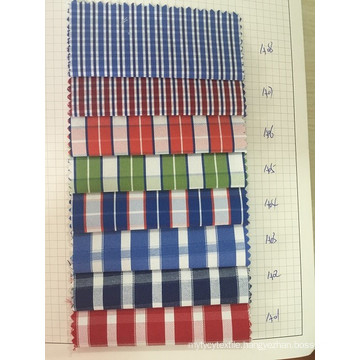 100% Cotton Y/D Fabric (ART NO. UYDFYA01-8)