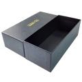 Custom Paperboard Gold Foil Logo Eyewear Box
