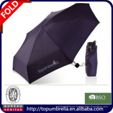 2014 promotion handbag 5 folding umbrella