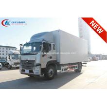 Caminhão congelado do alimento de 2019 FOTON S5 32-47m³