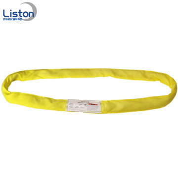 2Ton Round Shape Endless Lift Webbing Sling Polyester
