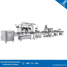 GMP Standard Tablet/Hard Capsule/Softgel Filling Bottling Machine