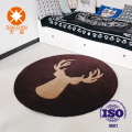Custom Digital Printed Floor Logo Rug