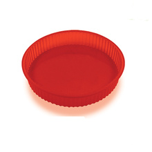 Molde de Bolo de Silicone Redondo Personalizado LFGB