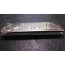 Magnetischer Namens-Abzeichen-Halter von zwei Stück-Neodym-Magneten