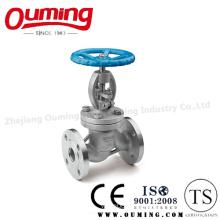 304/316 Stainless Steel Flanged Globe Vakve with Handwheel