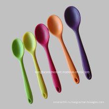 Тест FDA пользовательские цвета силиконовые ложка