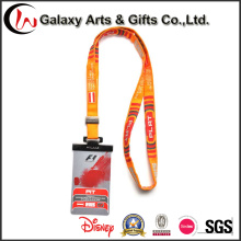 Professional Cheap Custom Exhibition Card Neck ID Card Holder Lanyard