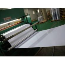 Hoja blanca mate PVC para tarjetas de presentación