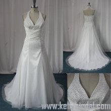 Vestido de boda caliente de la venta 2010, favores de la boda