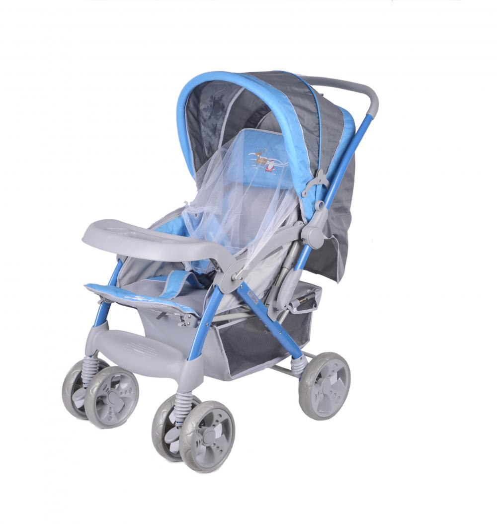 Luxury Lightweight Reversible Handle Bar Baby Stroller
