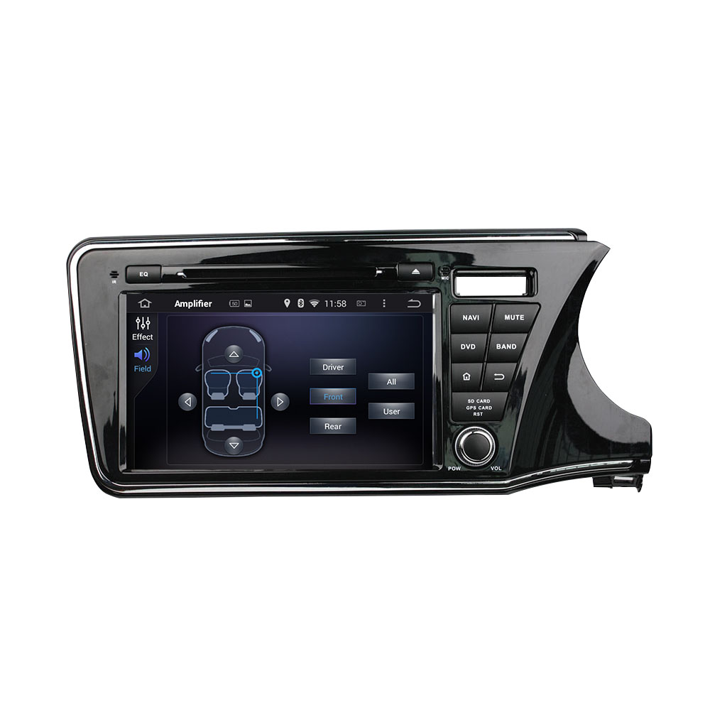 CITY 2014 9 inch Honda dvd player