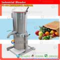 Mélangeur industriel / confiture puissante de jus de pomme de fruit faisant la machine de mélangeur