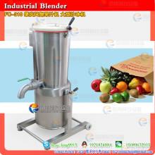 Licuadora industrial / fruta de gran alcance Atasco del jugo de manzana que hace la máquina de la licuadora