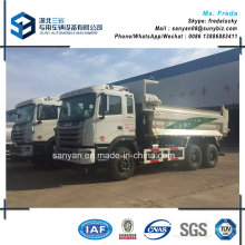 JAC 6 * 4 25 Tonnes U Type Dump Truck