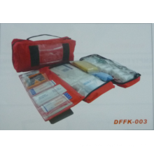 High Quality First Aid Kit with Ce Approval (DFFK-003)