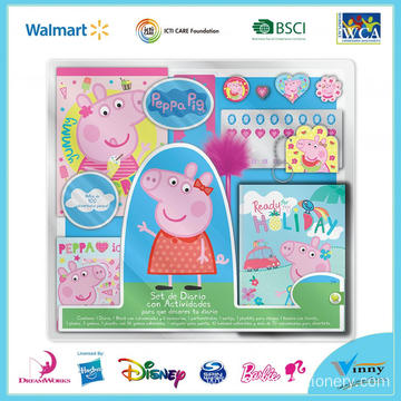 Trolls Activity Diary Set