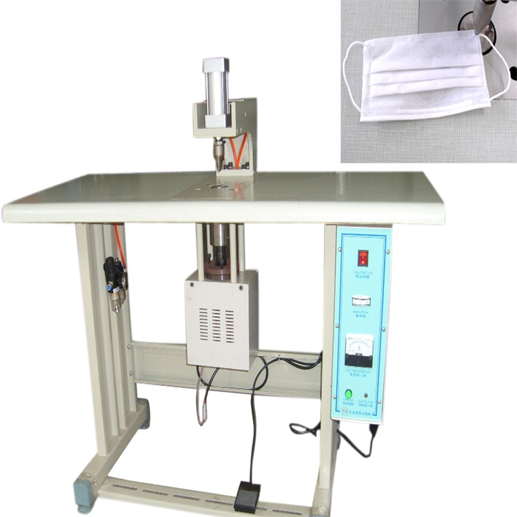 Table Type Ultrasonic Welding Machines