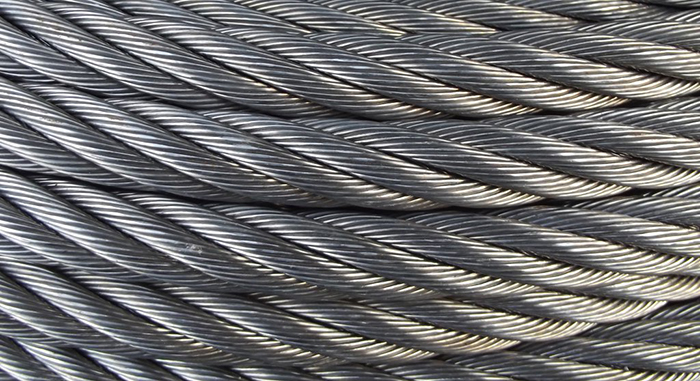 steel wire galvanized cable 7x19 for agriculture anchor cable