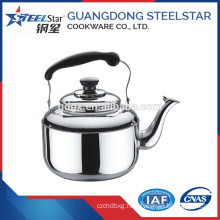 New arrival stainless steel water kettle water jug large kettle stainless steel whistle water kettle