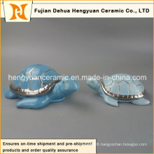 Fashionable Design Decorative Ceramic Sea Turtle