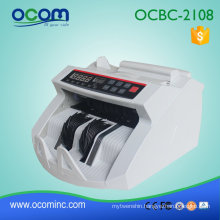 2016 New product Bill money bank note counting machine