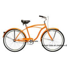 Bicicleta de crucero 26 '' Mens 'Beach