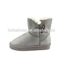 Classic Ladies Warm Snow Boots Plush Lining Warm Boots Low Cut Ankle Outdoor Boots for Women