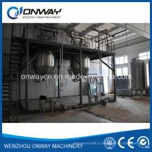 Rho Высокая эффективная цена на заводе Энергосберегающая горячая машина для экстракции растительными растворителями с рефлюксом