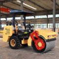 Compactador vibratório de rolos de solo de 3 toneladas de alto desempenho