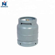 Dominica 3kg lpg gas tank for BBQ