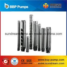 Pompe d'eau submersible Deep Well Borehole