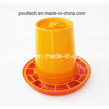 PE Material Automatic Chicken Feeder