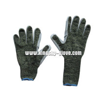 Metal Mesh Cut Resistance Steel Aramid Glove-2309