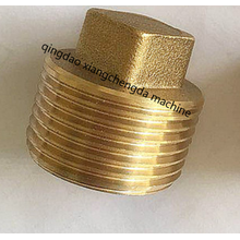 Square Headed BSPT Thread Plug