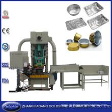 El mejor servicio de máquina automática para envases de papel de aluminio