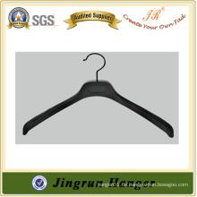 Fertigen Sie schwarzen Aufhänger für Kleidung besonders an