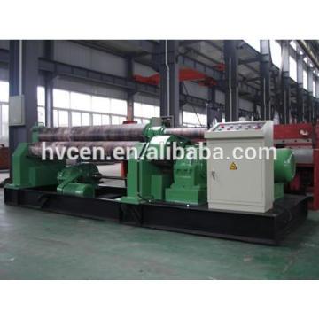 Máquina de doblado de la placa de nc w11-20 * 2000 / a máquina de doblar del rodillo 2 rodillos