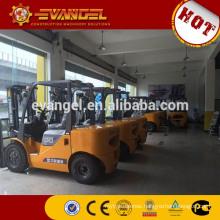 Zoomlion 3 ton diesel forklift FD30 clamp forklift truck for sale