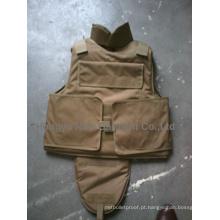 Armadura de corpo balístico para uso militar e Tatical EUA padrão (HY-BA016)