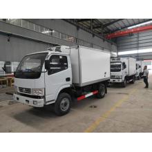 Dongfeng caminhão refrigerador de 3 toneladas