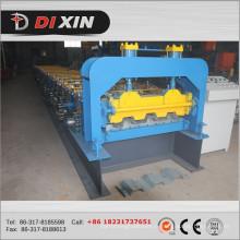 Feuilles de Decking de plancher en aluminium Colding formant des machines