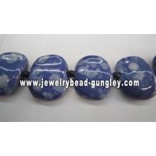 Contas de cerâmicas para fabricação de jóias