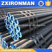 DIN 1629/EN tube d'acier sans soudure 10216-1 grade st37.0, st44.0, st52.0