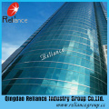 5.5mm Ford Blue One Way Reflective Glass for Building Wall