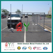 Qym-As4687-2007 China Galvanized Temporary Fence