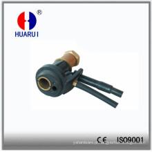 Conector Euro OTC para Hrotc tocha de soldagem