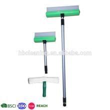 BSCI geprüfte Silikon-Rakel mit langem Griff, Wischerblätter mit Auto-Spitze